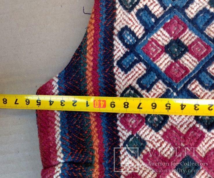 Корсетка-жилетка шерсть, фото №9
