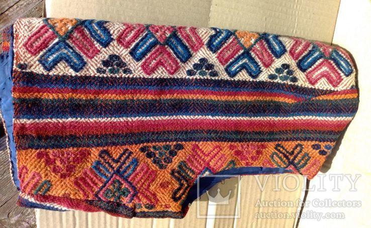 Корсетка-жилетка шерсть, фото №11