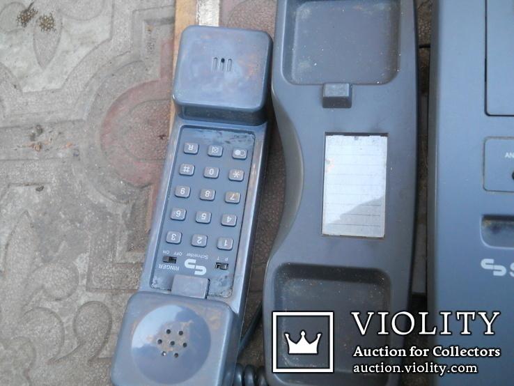Факс немецкий Schneider, нерабочий +  кассета для записи, фото №8