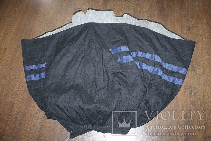 Юбка старинная №54 ( из дорогой ткани ), фото №7