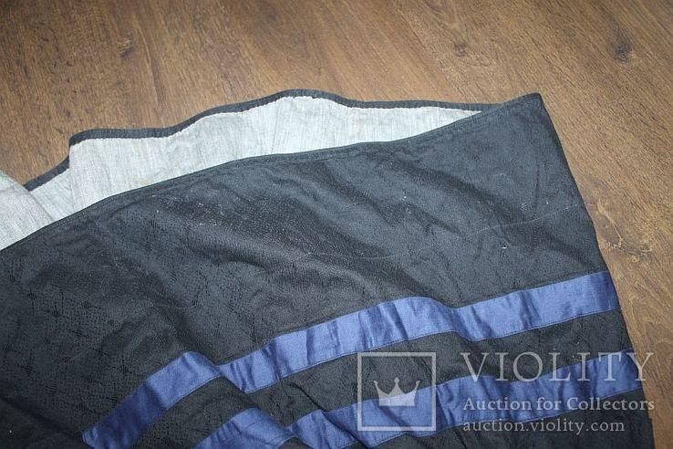 Юбка старинная №54 ( из дорогой ткани ), фото №9