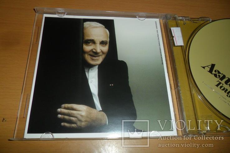Диск CD сд Aznavour Toujours, фото №6