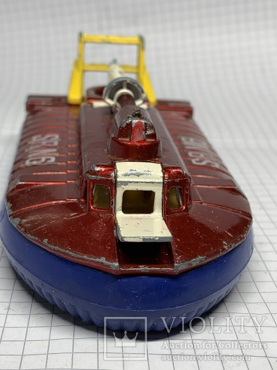 1970's Dinky Toys SRN6 The Saunders-Roe Hovercraft 290, фото №5