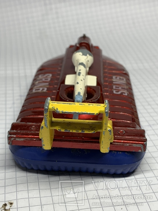 1970's Dinky Toys SRN6 The Saunders-Roe Hovercraft 290, фото №7
