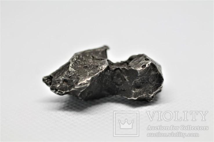 Залізний метеорит Sikhote-Alin, 29.6 г, з сертифікатом автентичності, фото №4