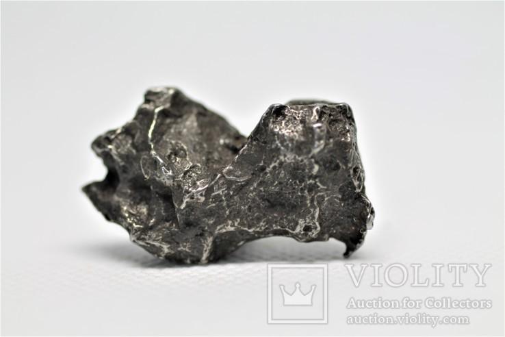 Залізний метеорит Sikhote-Alin, 29.6 г, з сертифікатом автентичності, фото №7