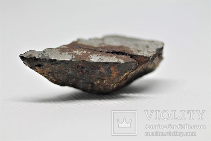 Залізний метеорит Uruacy, 54 г, із сертифікатом автентичності, фото №6