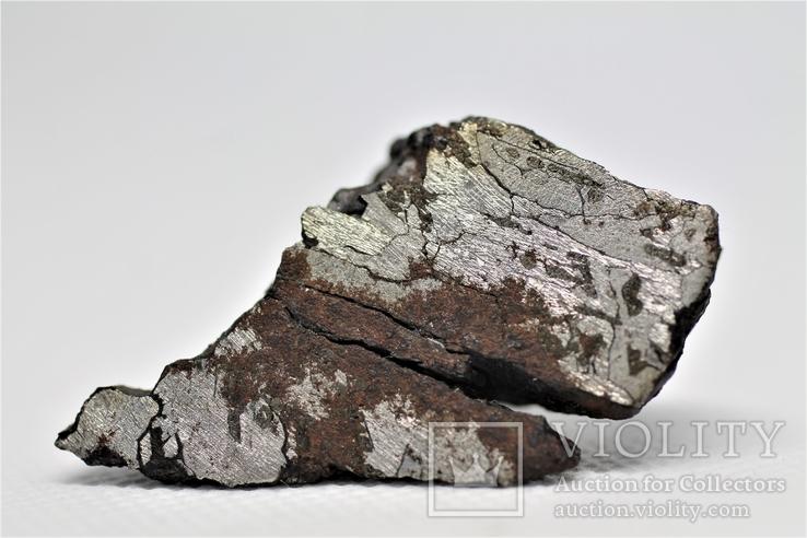 Залізний метеорит Uruacy, 54 г, із сертифікатом автентичності, фото №2