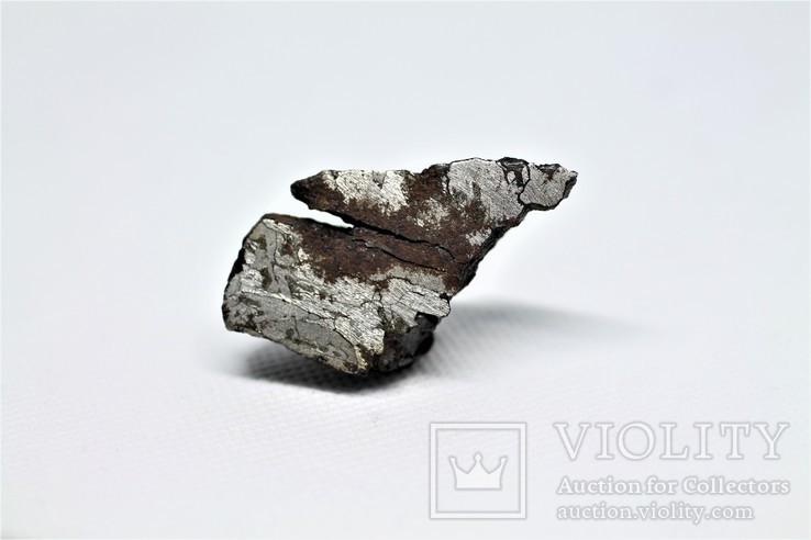 Залізний метеорит Uruacy, 54 г, із сертифікатом автентичності, фото №7