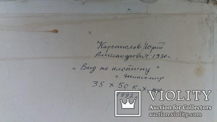 Каргаполов Юрий Александрович ., фото №9