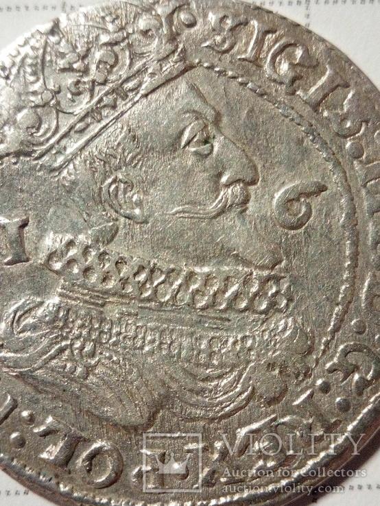 Орт Сигизмунд lll ваза 1625, фото №6