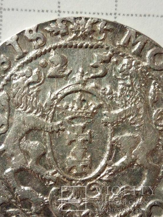 Орт Сигизмунд lll ваза 1625, фото №7