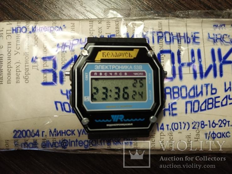 Новые часы Электроника 53, фото №7