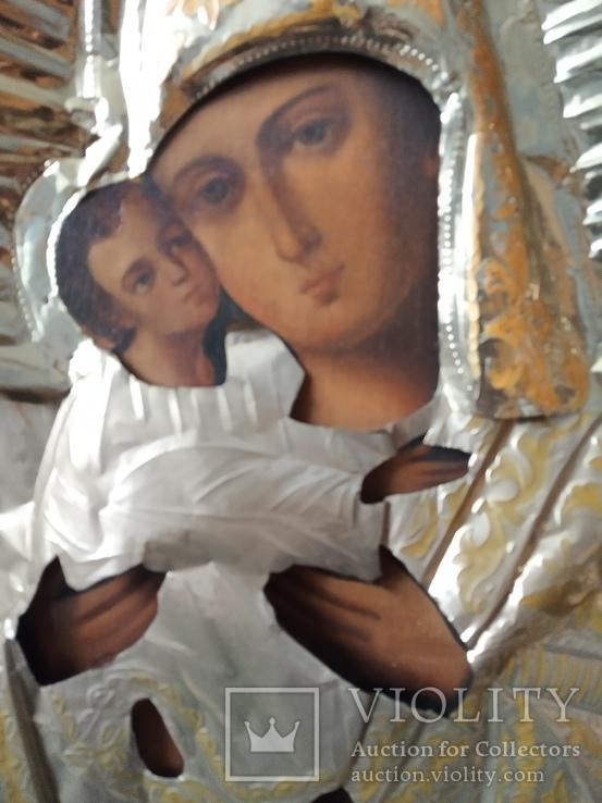 Ікона Володимирська Божої Матері, фото №8