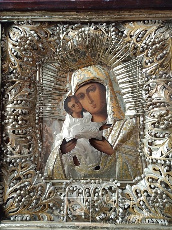 Ікона Володимирська Божої Матері, фото №2