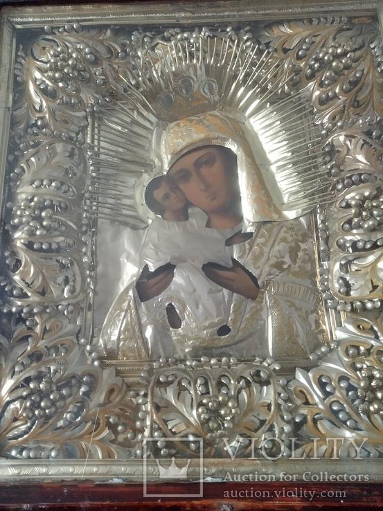 Ікона Володимирська Божої Матері, фото №12