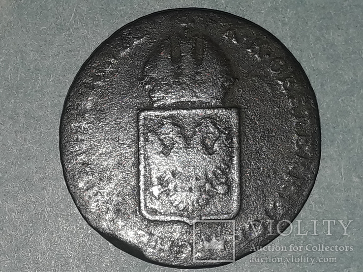 Австрия 1 крейцер 1816 года  B, фото №4