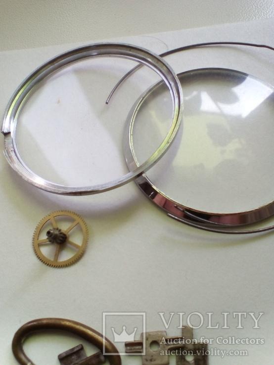 2 стекла с кольцами 3602 и др., фото №3