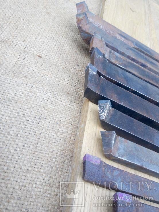 Резцы токарные  10 шт, фото №3