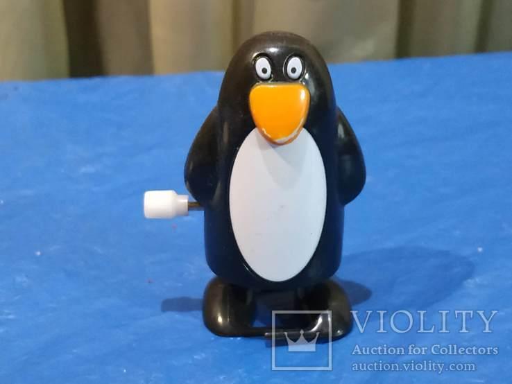 Пингвин заводной, фото №2