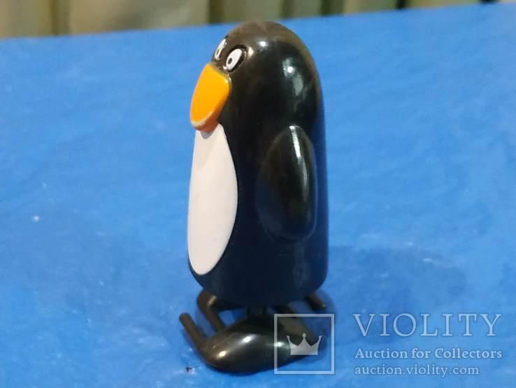 Пингвин заводной, фото №5