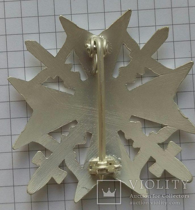 Копия Испанский крест, Вермахт., фото №3