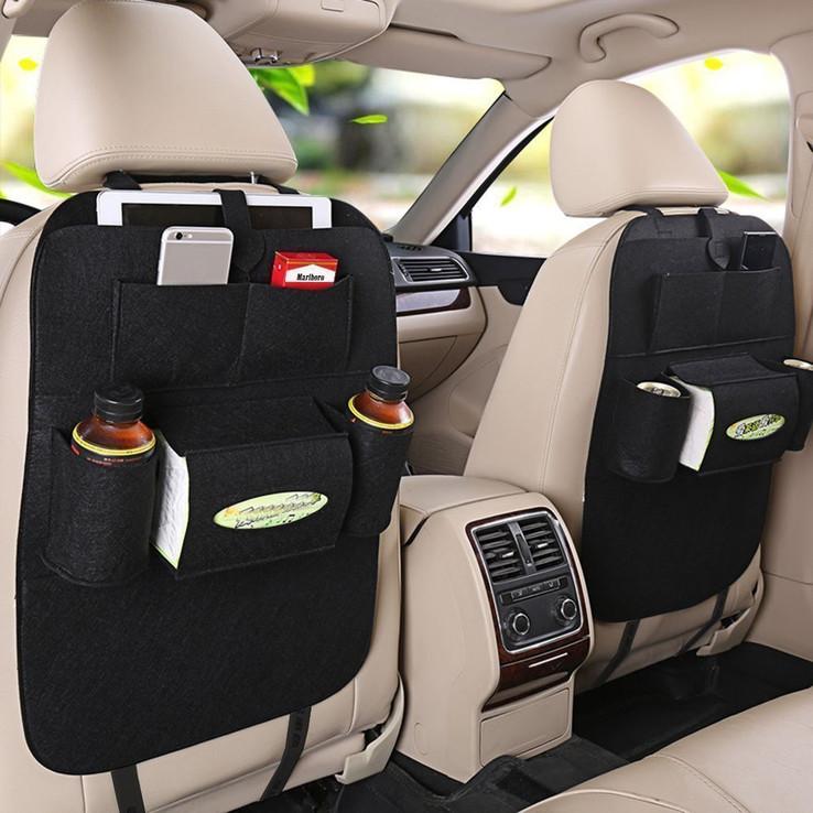 Органайзер для спинки сиденья автомобиля Vehicle mounted storage bag