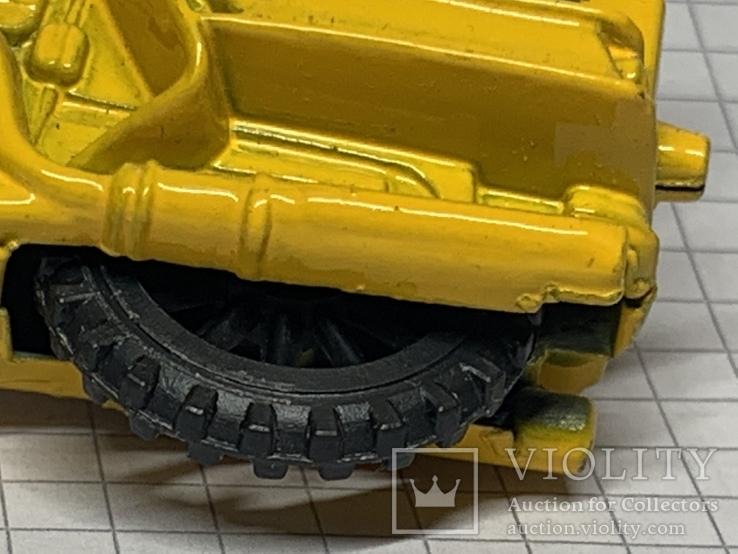Винтажная металическая чинила для карандашей в форме мотоцикла, фото №8