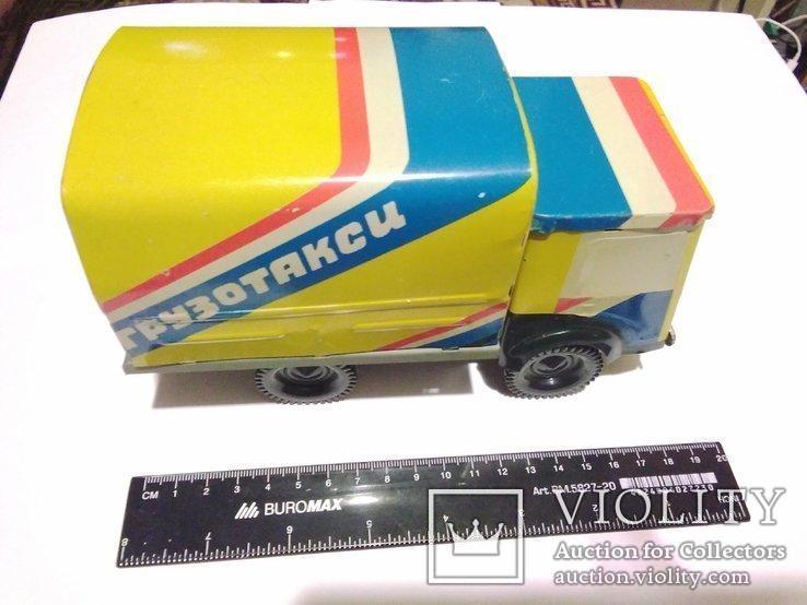 Грузотакси, фургон из жести, СССР, фото №2