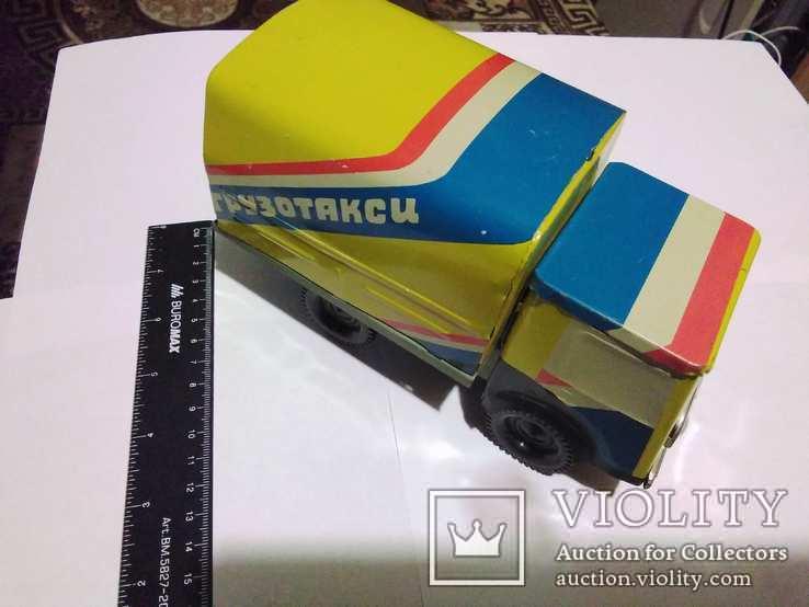 Грузотакси, фургон из жести, СССР, фото №6