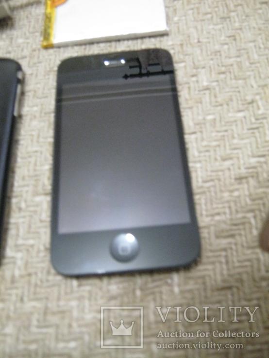 Телефон Apple iPhone 3gs 8GB + запасной блок дисплея и батарея, фото №10