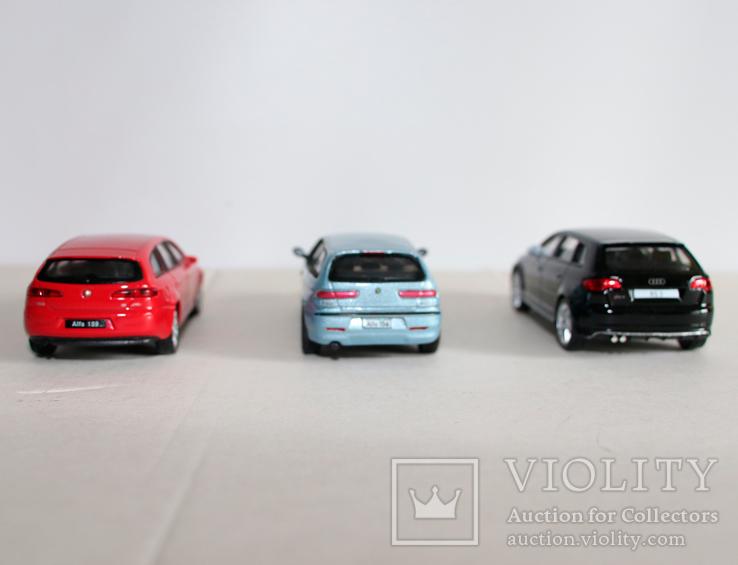 Alfa Romeo 156, 159, Audi RS3, фото №5