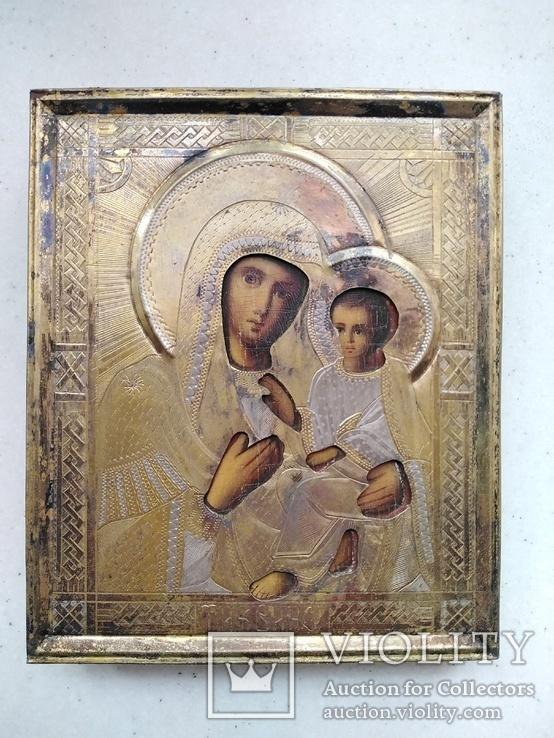 Божа матір Тихвинська