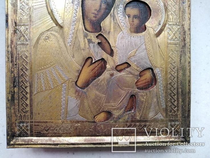 Божа матір Тихвинська, фото №4