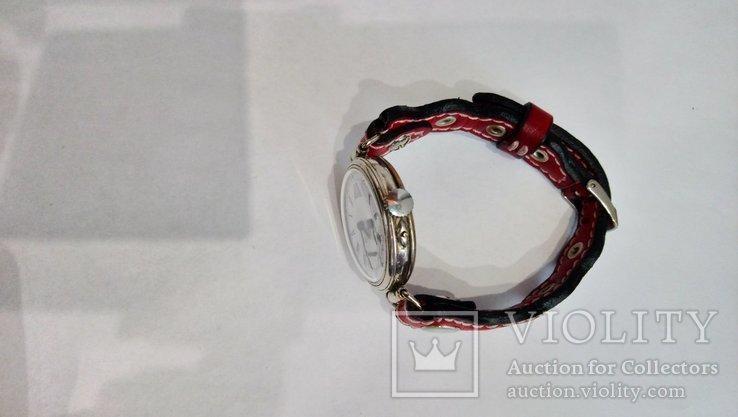 Антикварний швейцарський годинник (FHF Robert), фото №4