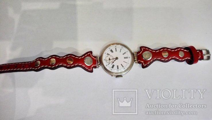 Антикварний швейцарський годинник (FHF Robert), фото №5