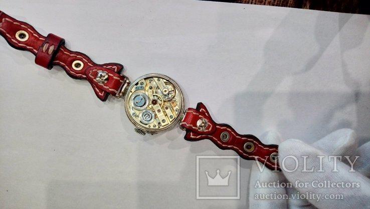 Антикварний швейцарський годинник (FHF Robert), фото №10