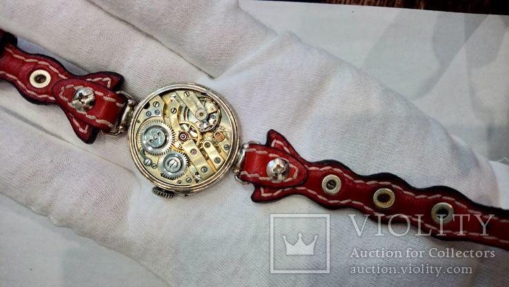 Антикварний швейцарський годинник (FHF Robert), фото №11