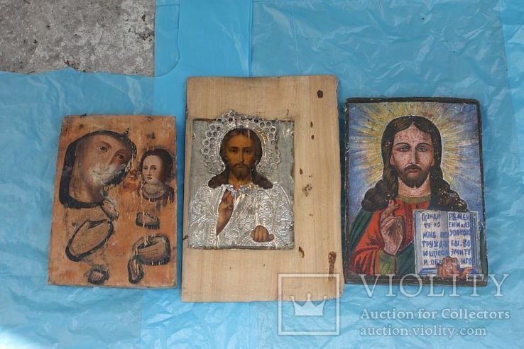 Три иконы, фото №2