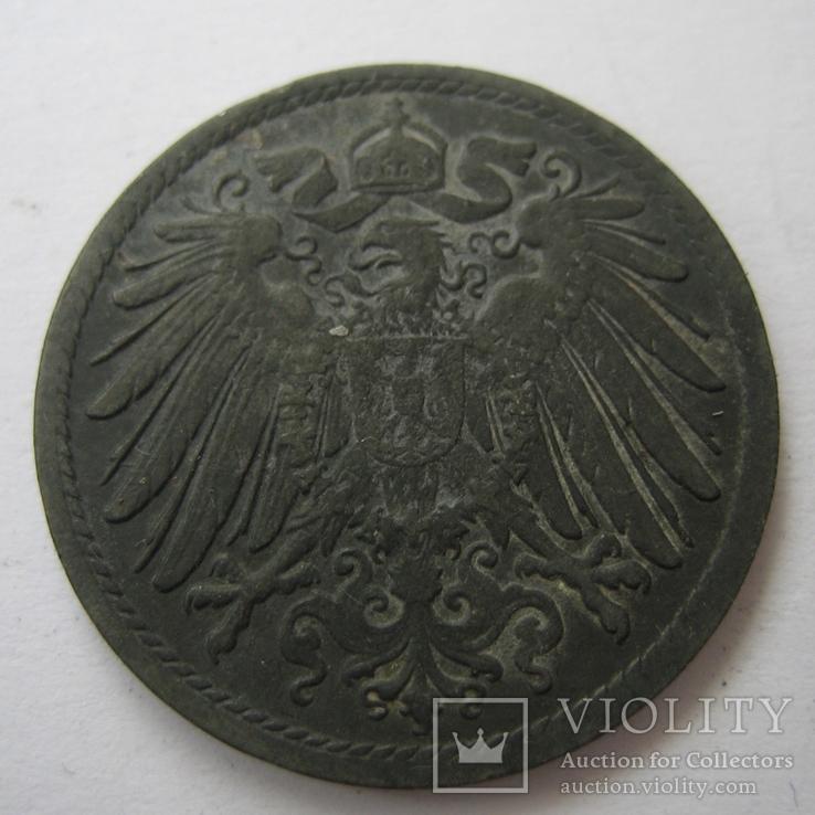 Германия 10 пфеннигов 1921 года., фото №6