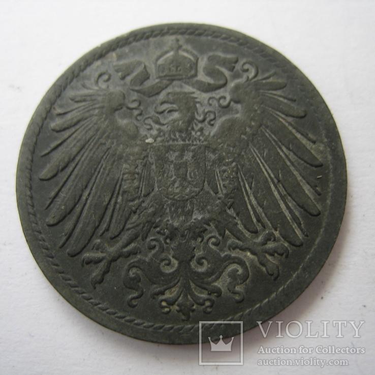 Германия 10 пфеннигов 1921 года., фото №7