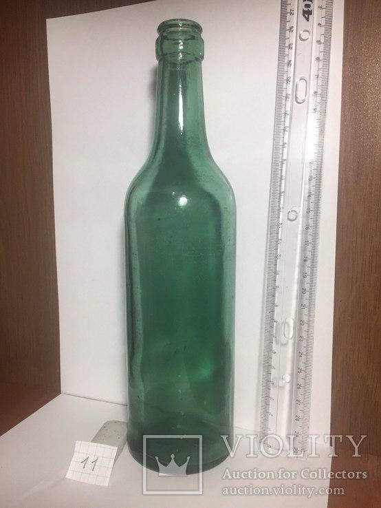 Винная бутылка 0.5 СССР1971г, фото №2