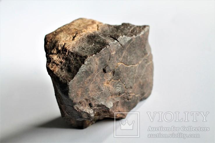 Кам'яний метеорит NWA, 2.16 кг, із сертифікатом автентичності, фото №3