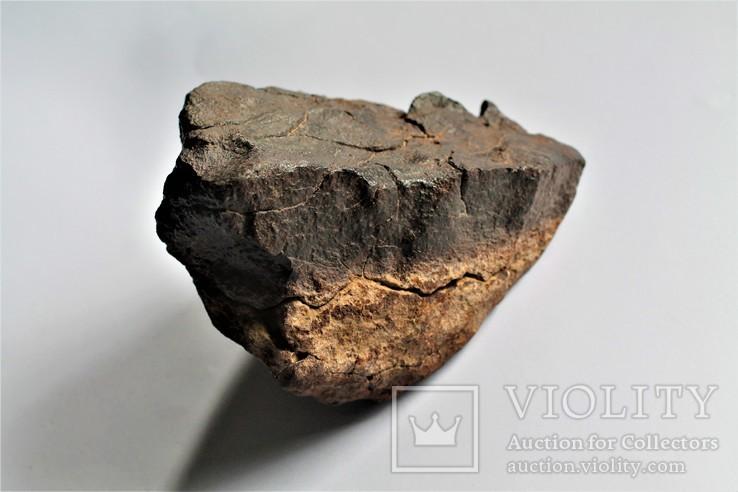 Кам'яний метеорит NWA, 2.16 кг, із сертифікатом автентичності, фото №5