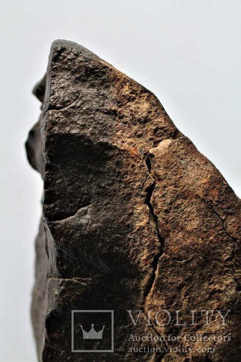 Кам'яний метеорит NWA, 2.16 кг, із сертифікатом автентичності, фото №6