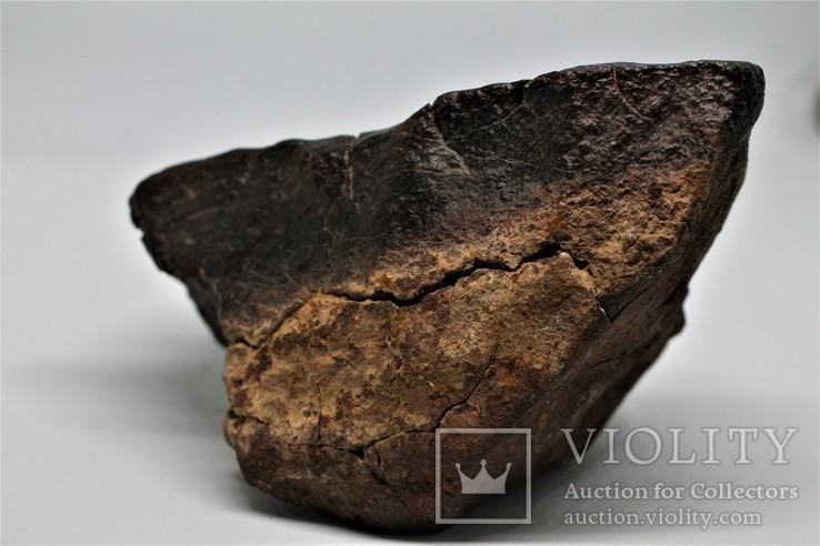 Кам'яний метеорит NWA, 2.16 кг, із сертифікатом автентичності, фото №2