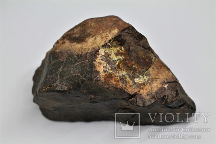 Кам'яний метеорит NWA, 2.16 кг, із сертифікатом автентичності, фото №11