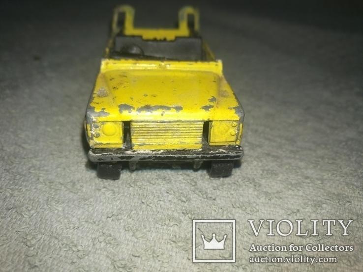 Машинка LAND ROVER NINETI, фото №3