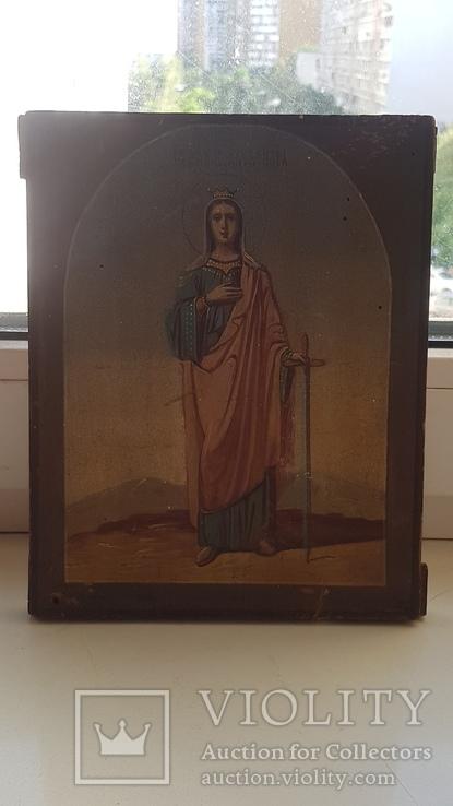 Икона Святая Александра.
