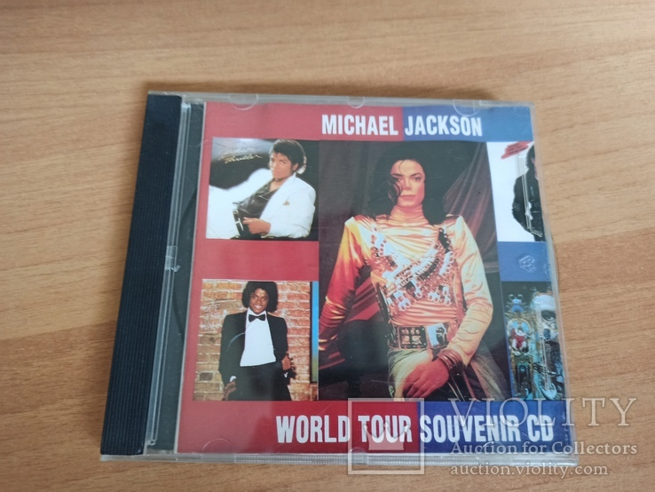 CD Michael Jackson, фото №2